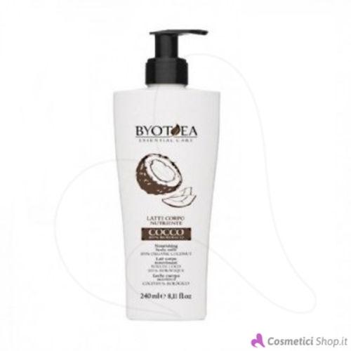 Immagine di Latte corpo nutriente Cocco Byothea