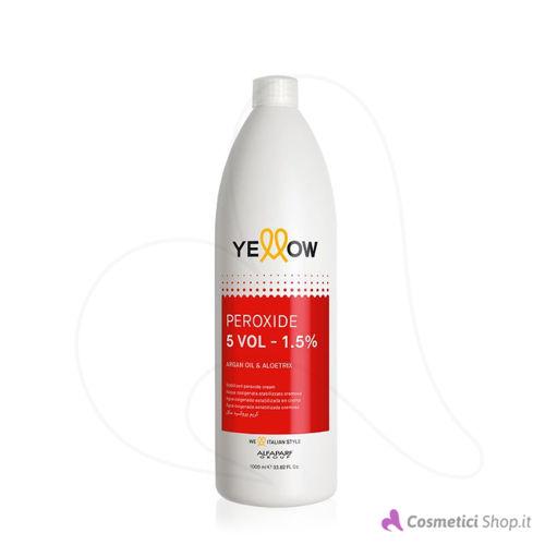 Immagine di Ossigeno 5 Volumi - 1,5% Yellow Alfaparf 1000 ml
