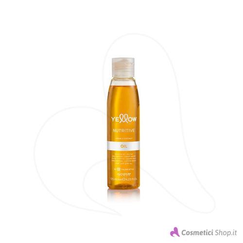 Immagine di Olio nutritivo per capelli secchi Yellow Alfaparf 125 ml