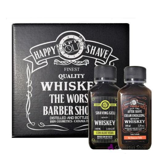 Immagine di Kit Barba 2 pezzi Shaving Kit Whiskey