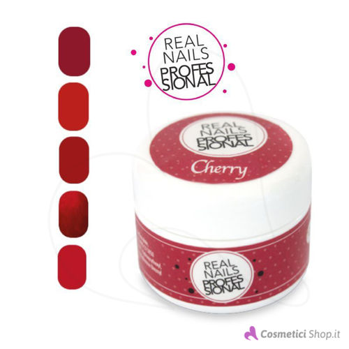 Immagine di Gel color Red Collection 10ml Real Nails