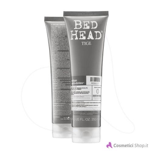 Immagine di Shampoo per cute sensibile Bed Head Reboot Scalp Level 0 Tigi 250 ml