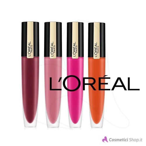 Immagine di Tinta Labbra Rouge Signature L'Oréal