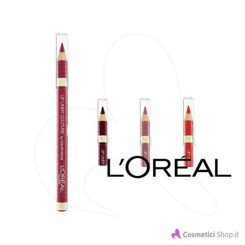 Immagine di Matita Labbra Lip Liner Couture L'oréal