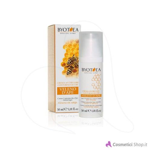 Immagine di Crema contorno occhi antirughe Veleno d'ape Byotea