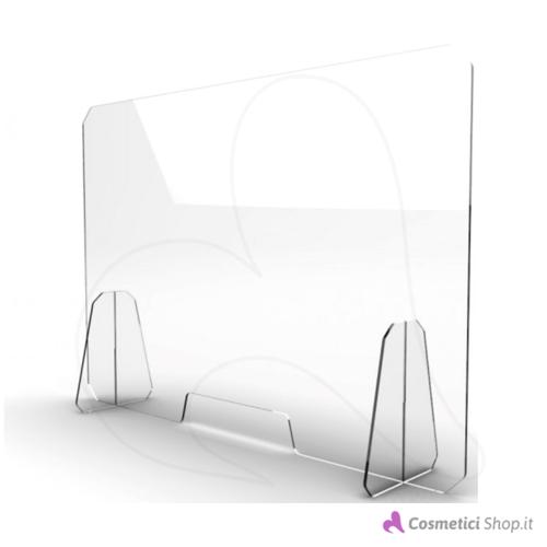 Immagine di Barriera di protezione da banco - pannello in plexiglass