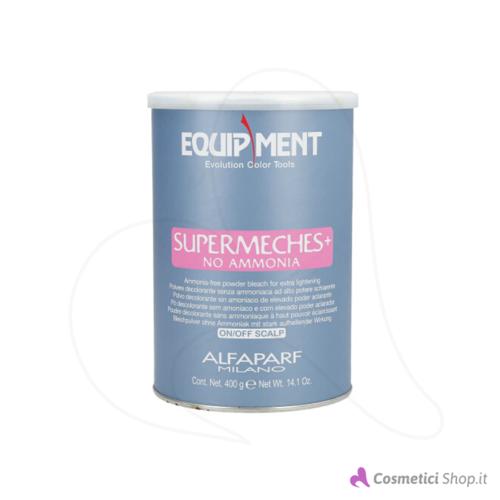 Immagine di Polvere decolorante Equipment Supermeches+ No Ammonia Alfaparf