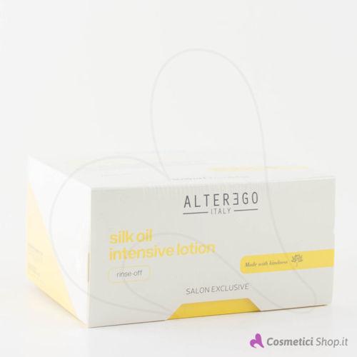 Immagine di Trattamento intensivo anti-crespo Silk Oil Intensive Lotion Alterego