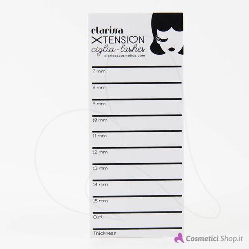 Immagine di Porta ciglia per extension ciglia Xtension Clarissa
