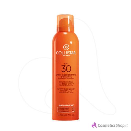 Immagine di Spray abbronzante idratante SPF 30 Collistar
