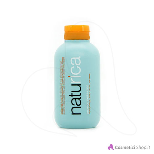 Immagine di Shampoo per capelli lisci NatuRica