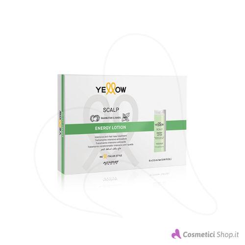 Immagine di Trattamento intensivo anticaduta Energy Lotion Scalp Yellow Alfaparf
