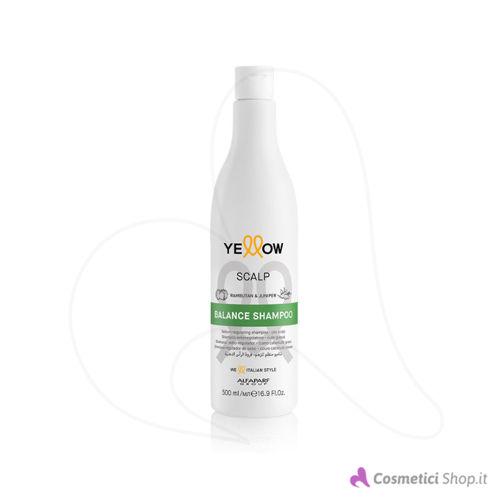 Immagine di Shampoo seboregolatore Balance Scalp Yellow Alfaparf