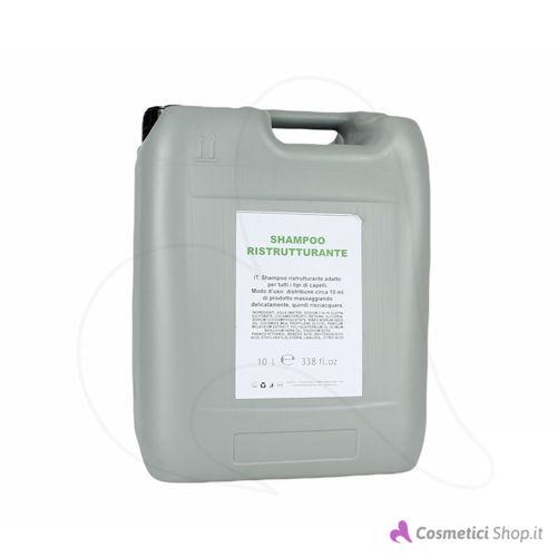 Immagine di Shampoo ristrutturante tanica 10 L